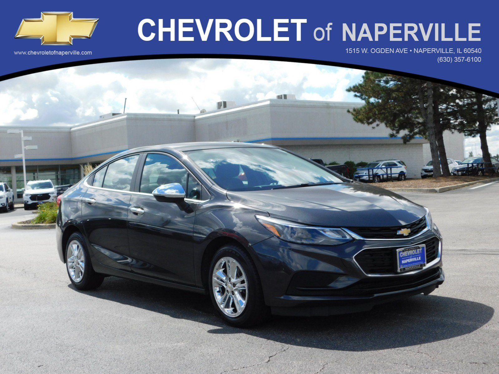 Chevrolet Cruze Owners Manual: Online Owner Center