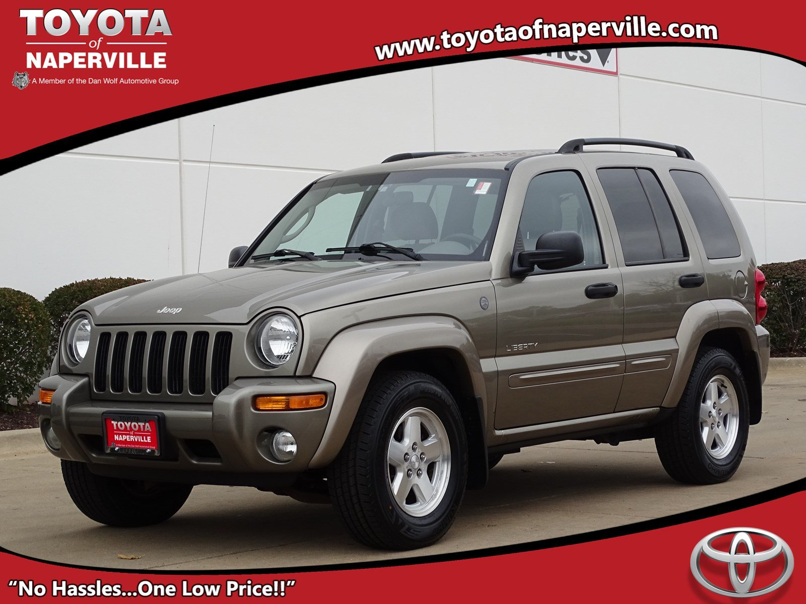 Pre Owned 2004 Jeep Liberty Limited