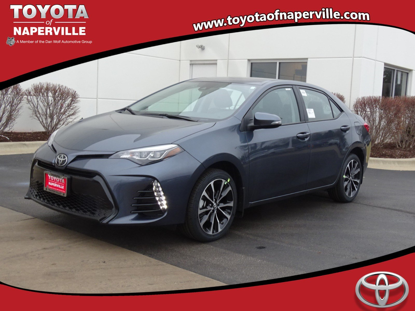 New 2018 Toyota Corolla SE 4D Sedan in Naperville C