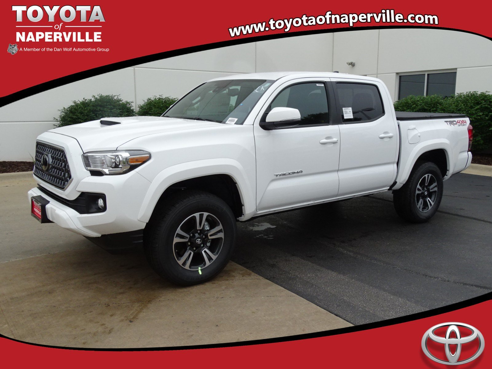 upgrade tacoma drive wheel door toyota pickup four inventory in trd new sherwood sport
