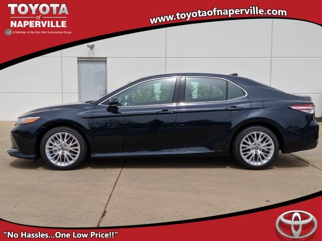 Pre-Owned 2020 Toyota Camry XLE