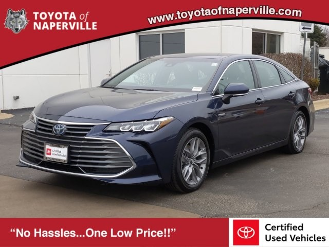 Certified Pre-Owned 2020 Toyota Avalon Hybrid XLE Plus
