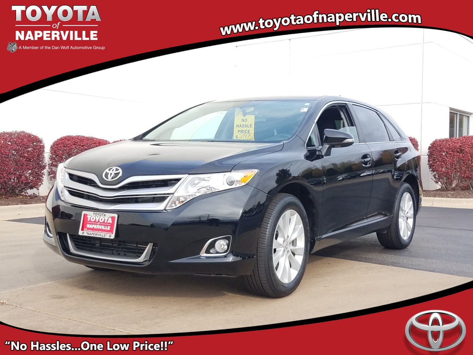 Pre Owned 2017 Toyota Venza Le