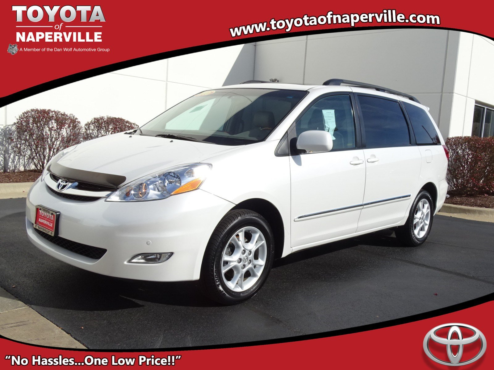 PreOwned 2006 Toyota Sienna XLE Limited 4D Passenger Van in