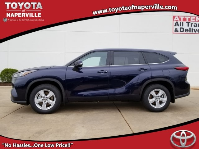 Pre-Owned 2020 Toyota Highlander LE