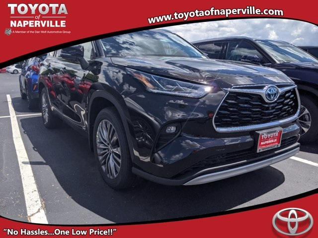 Pre-Owned 2020 Toyota Highlander Hybrid Platinum