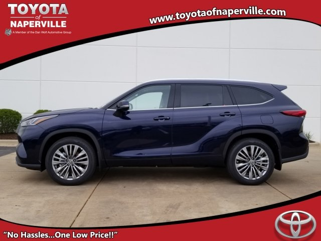Pre-Owned 2020 Toyota Highlander Platinum