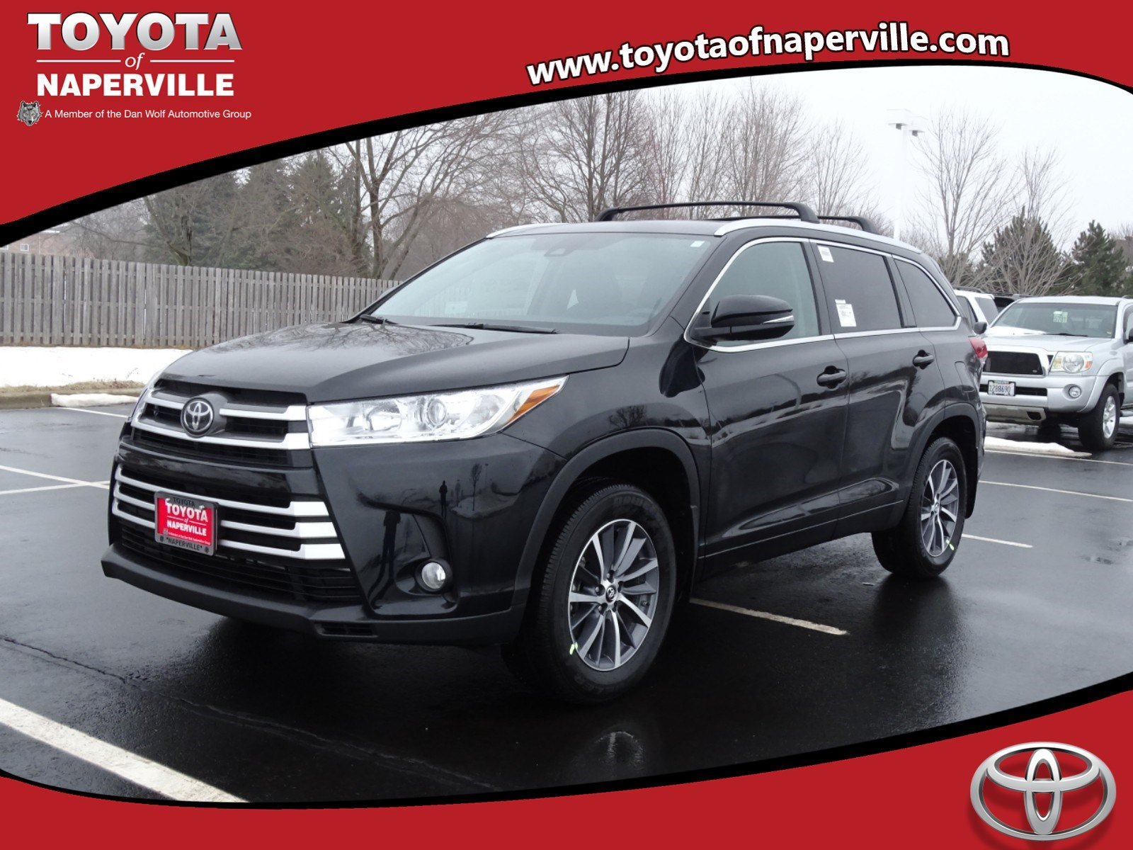 New 2018 Toyota Highlander Xle With Navigation Awd Trailer Wiring Harness