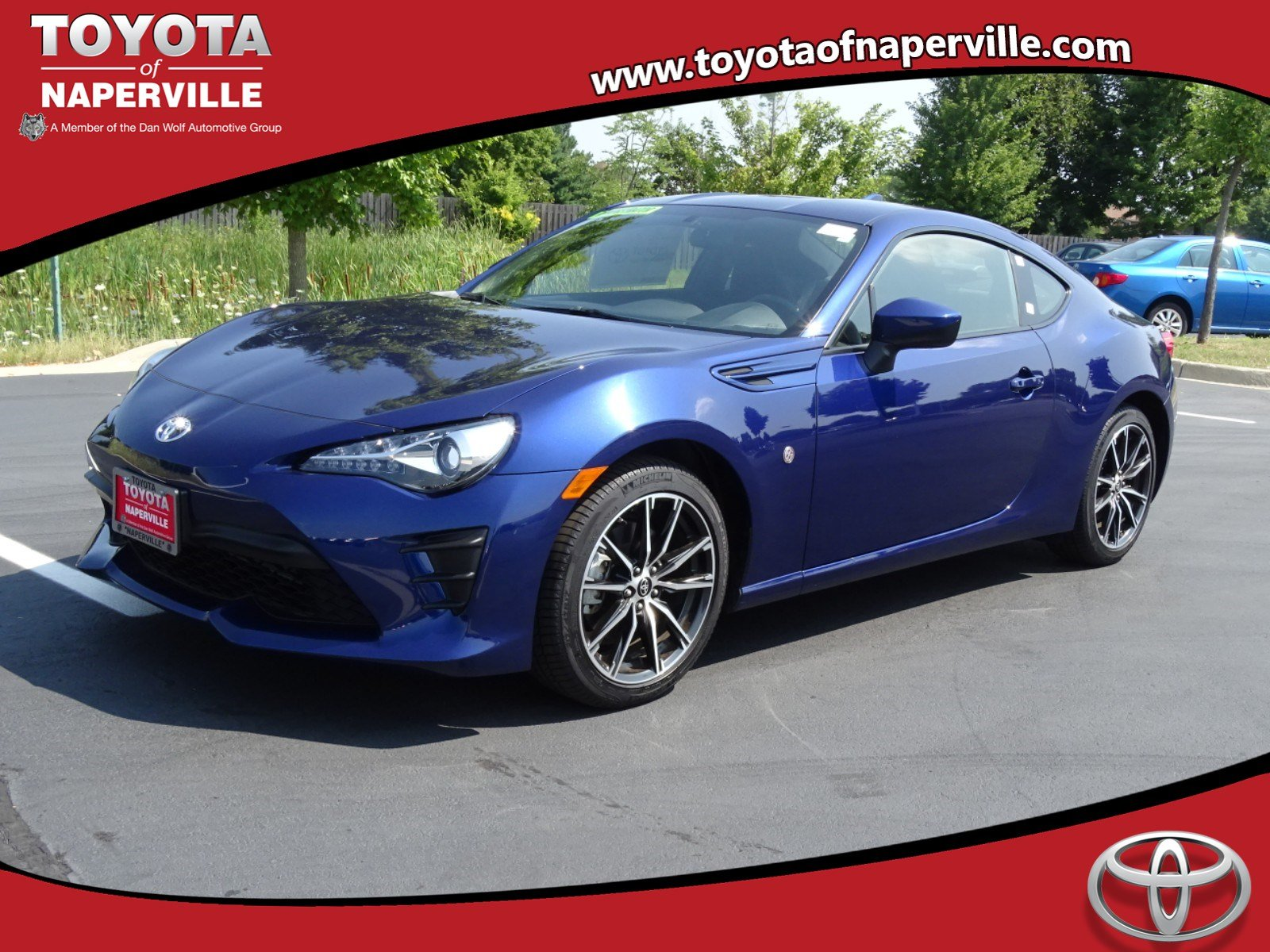 New 2017 Toyota 86 Base 2d Coupe In Naperville C29751