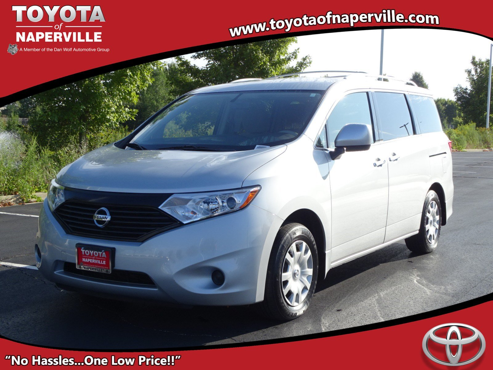 Pre-Owned 2015 Nissan Quest SV