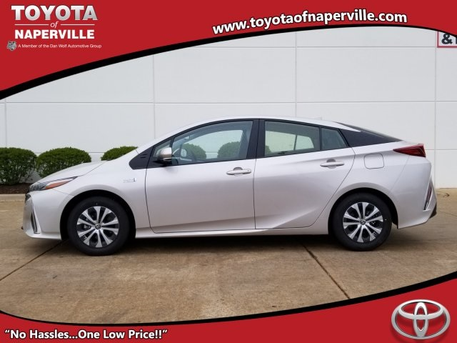 Pre-Owned 2020 Toyota Prius Prime XLE