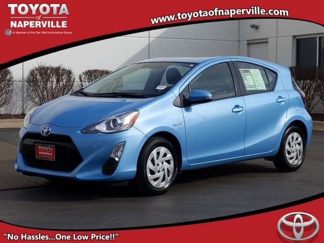 Pre Owned 2016 Toyota Prius C Two 5d Hatchback For Sale In Naperville