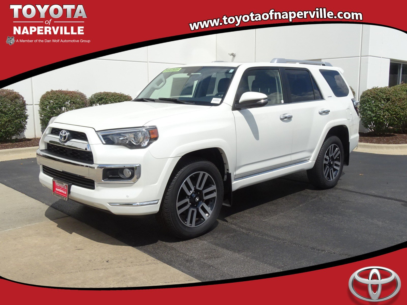New 2018 Toyota 4runner Limited Demo