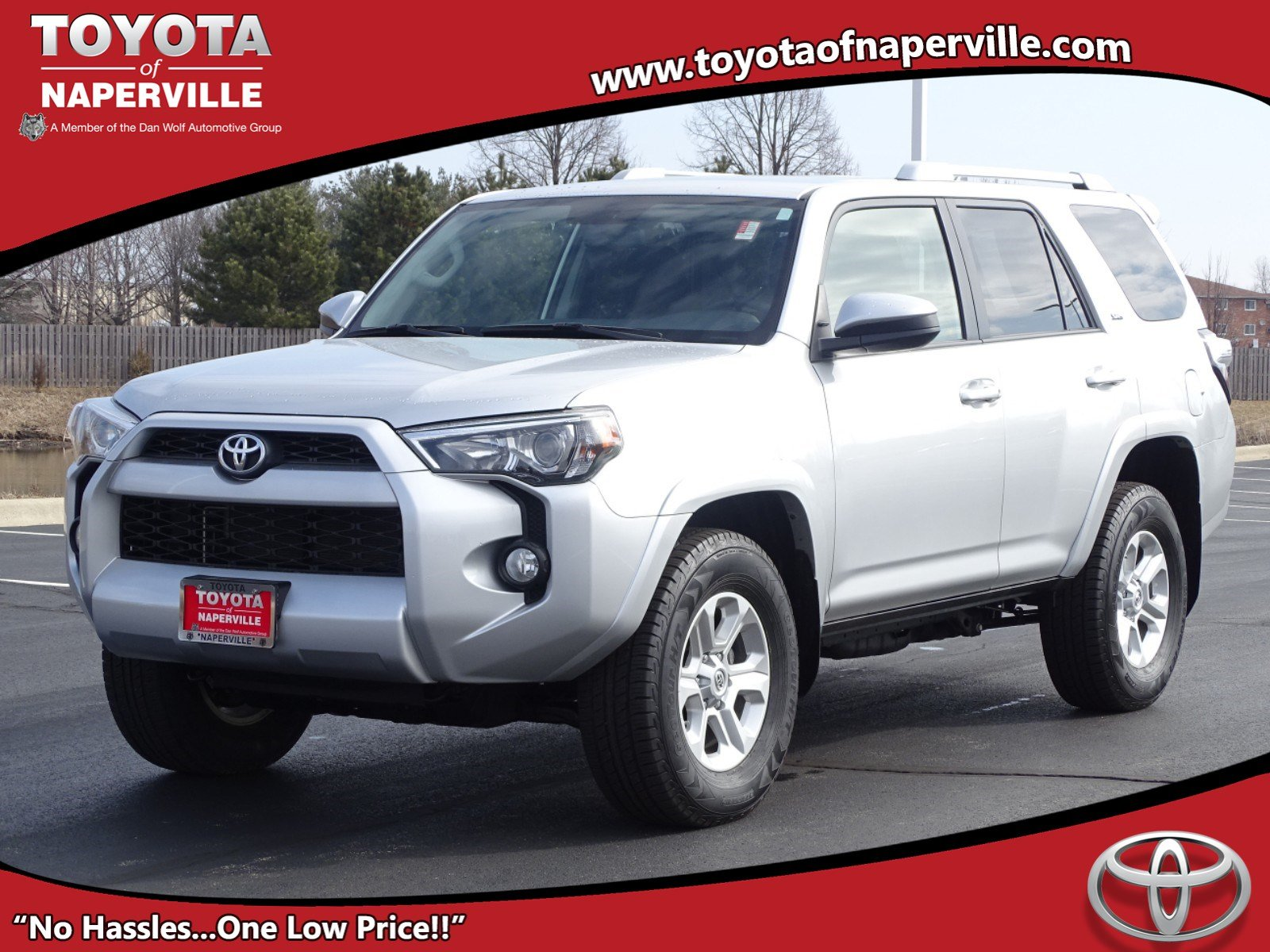 Pre Owned 2016 Toyota 4runner Sr5 4d Sport Utility In Naperville Dt29287a Of