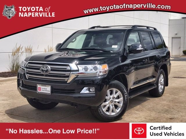 Certified Pre-Owned 2019 Toyota Land Cruiser Base