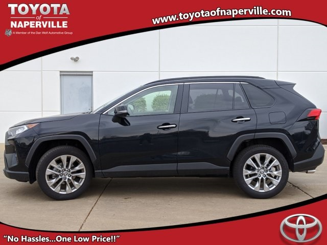 Pre-Owned 2020 Toyota RAV4 Limited