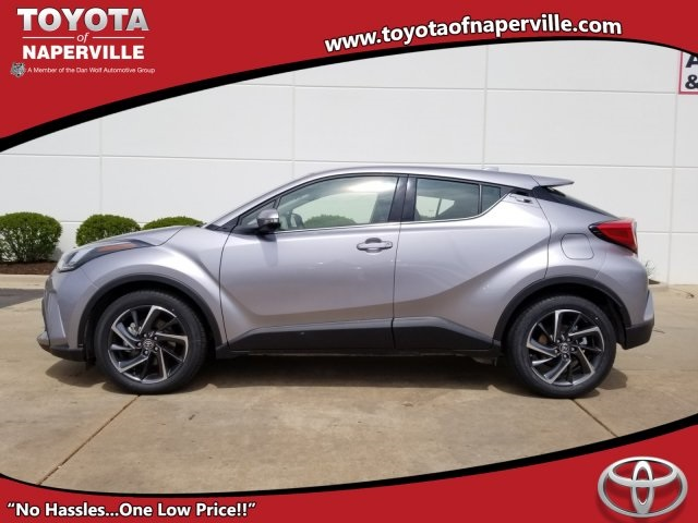 Pre-Owned 2020 Toyota C-HR Limited