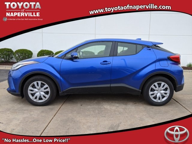 Pre-Owned 2020 Toyota C-HR LE