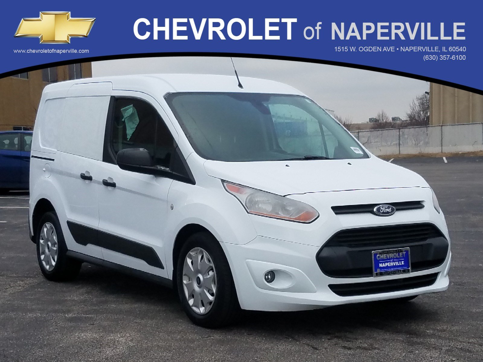 c3dec9dec9be56 Pre-Owned 2014 Ford Transit Connect XLT Mini-van