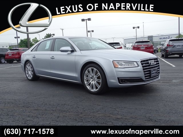 PreOwned Audi A L T D Sedan In Naperville A - Audi pre owned