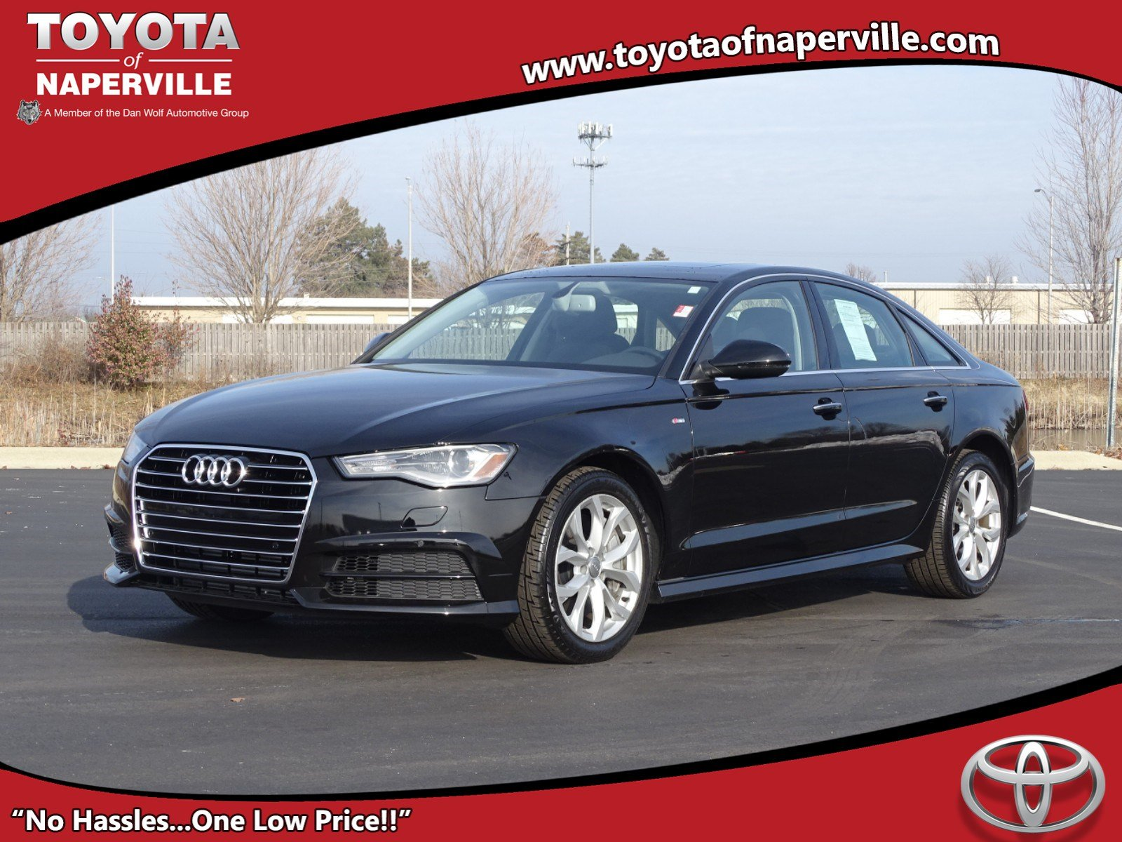Pre-Owned 2018 Audi A6 Sport