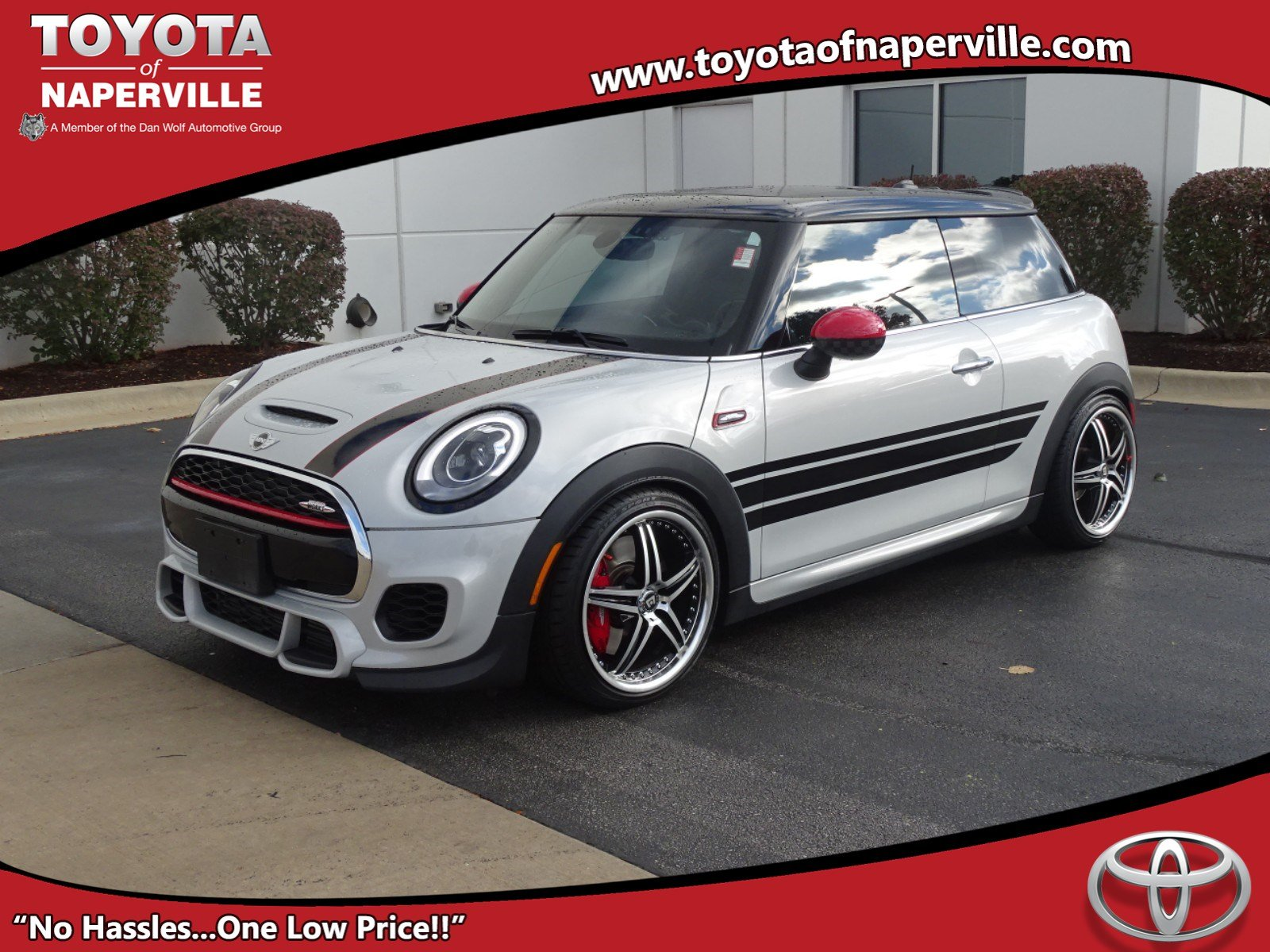 Pre Owned 2017 Mini John Cooper Works Base