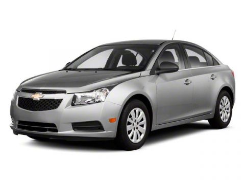Pre-Owned 2011 Chevrolet Cruze LT with 2LT