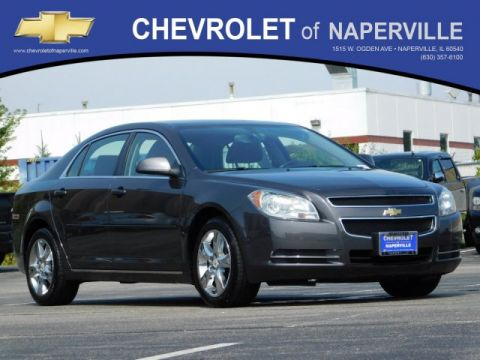 Pre-Owned 2011 Chevrolet Malibu LT with 2LT