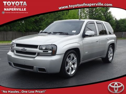 Pre-Owned 2006 Chevrolet TrailBlazer SS