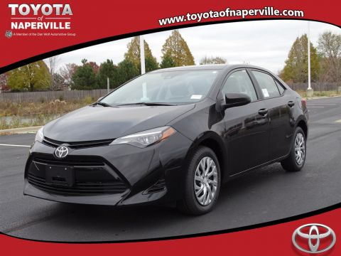 New Toyota Corolla For Sale In Naperville Il Toyota Of Naperville