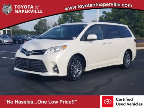 Certified Pre-Owned 2020 Toyota Sienna XLE Premium