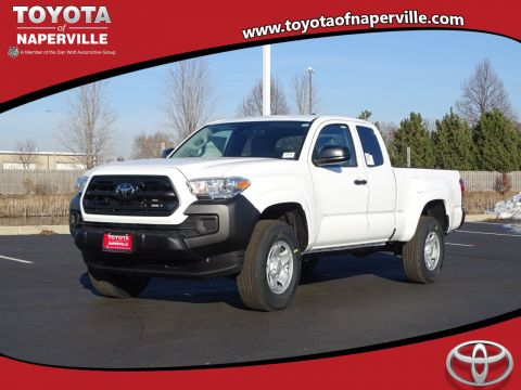 new toyota tacoma for sale in naperville, il | toyota of naperville