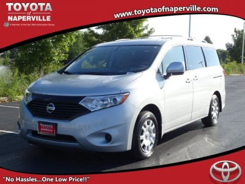 Pre-Owned 2015 Nissan Quest 3.5 SV