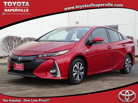 Certified Pre-Owned 2018 Toyota Prius Prime Advanced