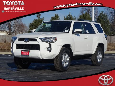 New Toyota 4runner For Sale In Naperville Toyota Of Naperville