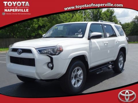 Toyota Four Runner For Sale >> New Toyota 4runner For Sale In Naperville Toyota Of Naperville